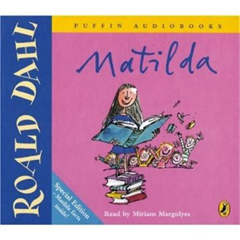 Matilda by Roald Dahl l Summary & Study Guide by BookRags